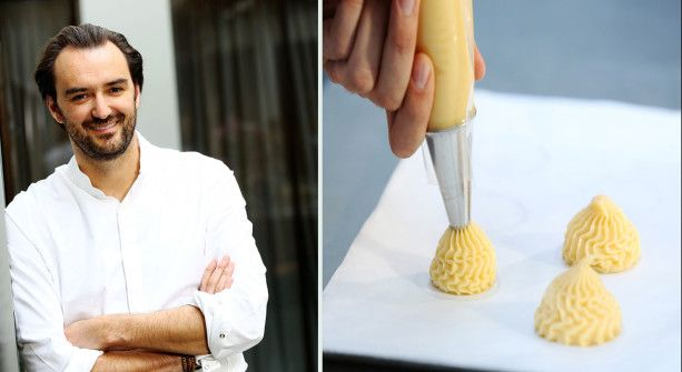 Réussir la pâte à chou avec  Cyril Lignac