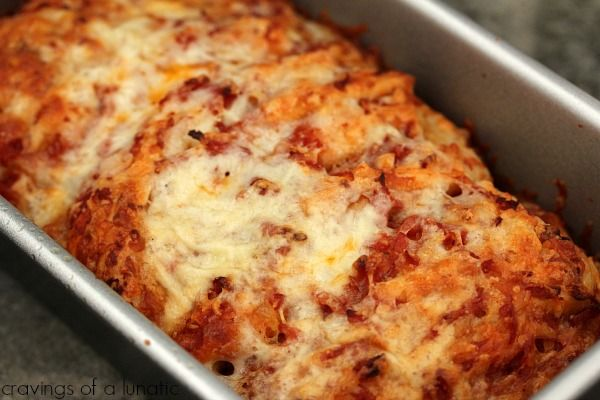 Pull Apart Pizza for #AppetizerWeek and an #OXO Giveaway | Cravings of a Lunatic
