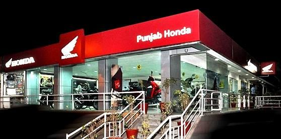 Welcome to Punjab Honda - An authorized dealer of Honda Motorcycles and Scooters. Honda's bikes in India have Honda Eco Technology (HET) which is designed to realize ideal combustion, which results in delivering maximum power output, greatly improved fuel efficiency and yet be environment-friendly. Visit us for more information - http://www.punjabhonda.com/