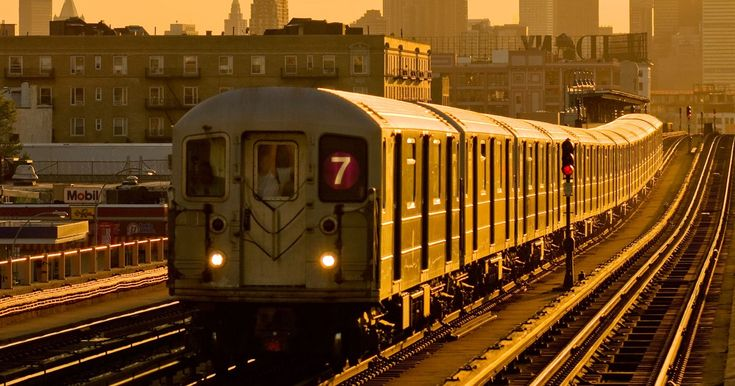 The dining options along New York's 7 Subway line reflect the borough's multiplicity of cultures.