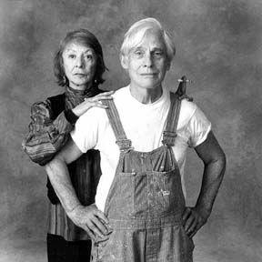 Elaine & Willem de Kooning