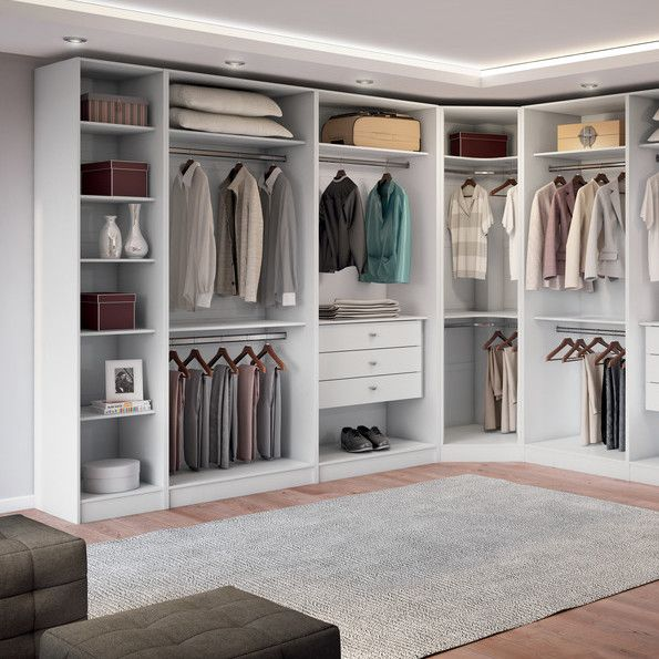 Chelsea 17 71 Quot Wide Closet System Products In 2019