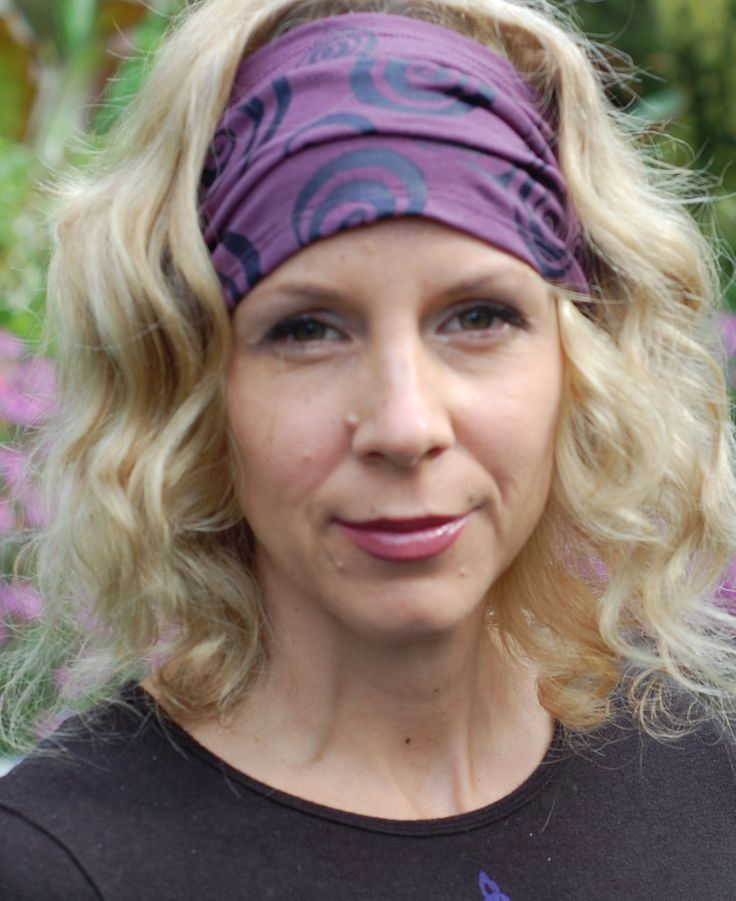 Bleecker Street Hairband from Squeezed Yoga Clothing http://squeezed.ca/shop/bleecker-street-hairband