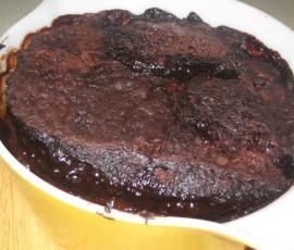 Recipe Chocolate Self Saucing Pudding by Kirrilly - Recipe of category Desserts & sweets
