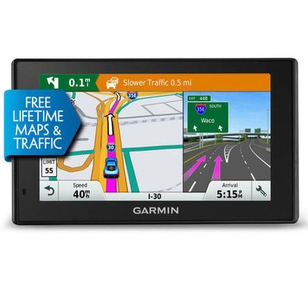 Garmin Garmin DriveSmart 50LMT 5-Inch GPS w/ FREE Lifetime Maps & Traffic (North America) - Wireless Backup Camera Compatible