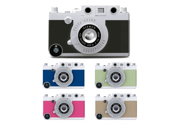 neato :: cases to turn your iphone into a camera