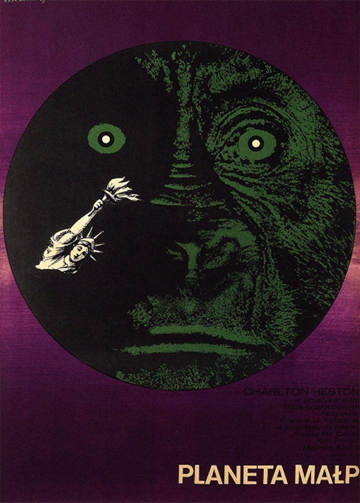 Al Este del Edén: pósters de Hollywood en los países comunistas - CINEMANÍA