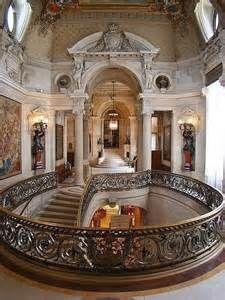 Chateau De Chambord Interior -