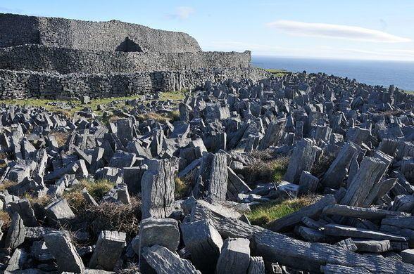 Dun Aonghasa – Galway, Ireland | Atlas Obscura
