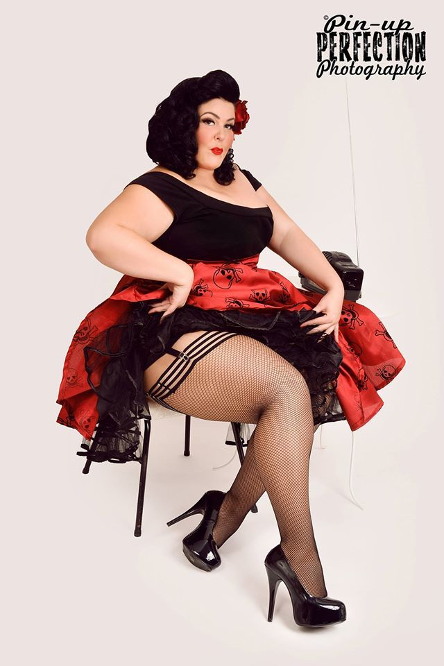bbw pin up photoshoot melbourne