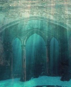 .: Underwater Cities, Ocean Cities, The Ocean, Arches, Mermaids, Aqua, Atlantis,  Hippopotamus Amphibius, The Sea