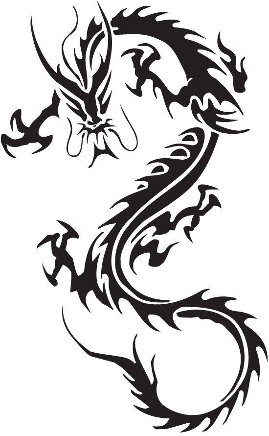 Pin By Barclay Barrios On Tattoo Tattoos Tribal Dragon Tattoos
