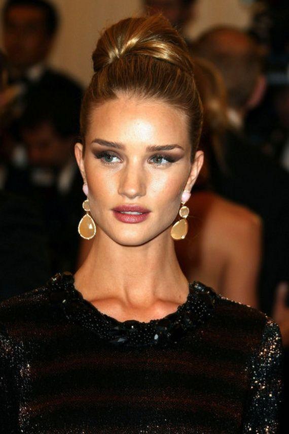 Celebrity Wedding Hairstyles 2012 - Stylish Eve