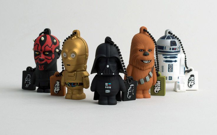 Pendrive Tribe seria Star Wars :) dostępny na fabrykaform.pl
