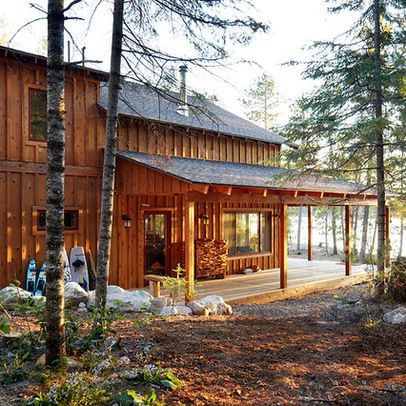 Rustic Roof Over Porch Designs Traditional Home Wood