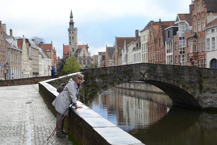 in Bruges, Belgium