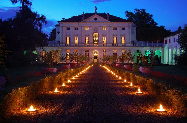 Ca' Marcello: la location perfetta per chi sogna di festeggiare il #matrimonio in un'elegante #villa veneta tra #Padova e #Treviso - #nozze #wedding #location