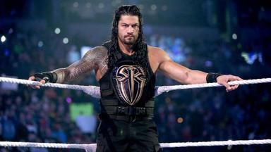 Roman Reigns Pulled From WWE WrestleMania 33