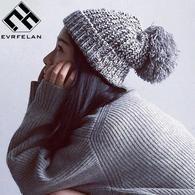 Fuzzy knit, winter gear