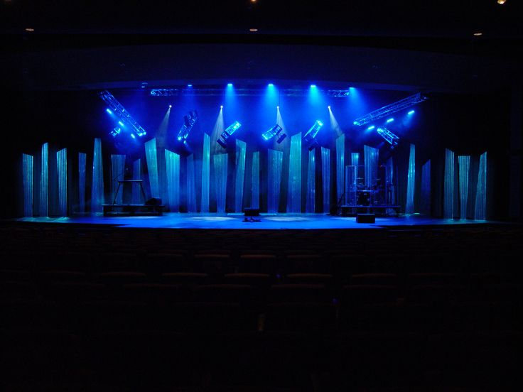 Cheap Church Stage Design Ideas Fragmentation Stage Design
