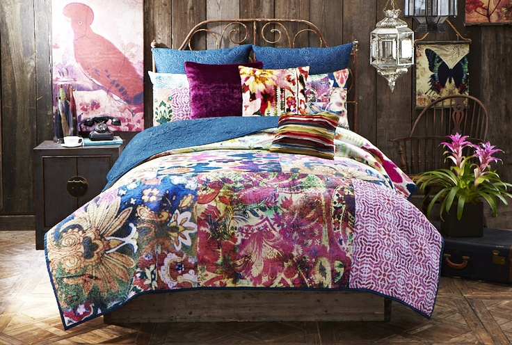 Tracy Porter Poetic Wanderlust Bedding Spring 2013 My