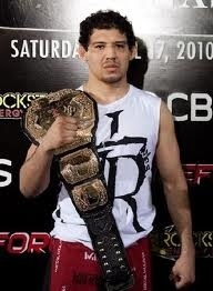 Gilbert Melendez-Still the champ!! (: