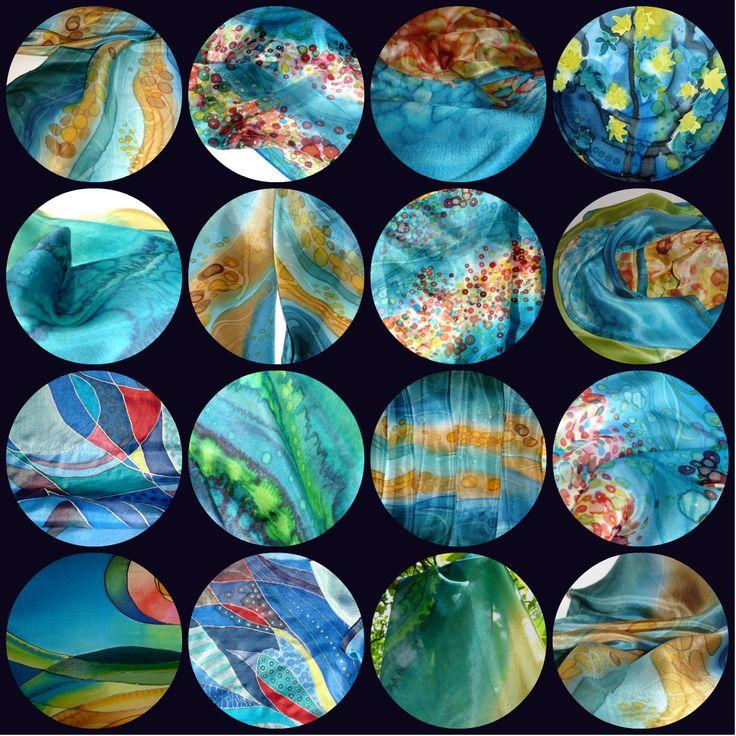 Color bubbles :: Selyemrét