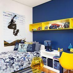 10 Dormitorios para jóvenes y adolescentes: fotos habitaciones juveniles para chica y chico, inspiración, ambientes decorados para adolescentes.