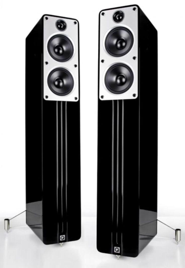 Q Acoustics Concept 40 Apple tv, Remote, Loudspeaker