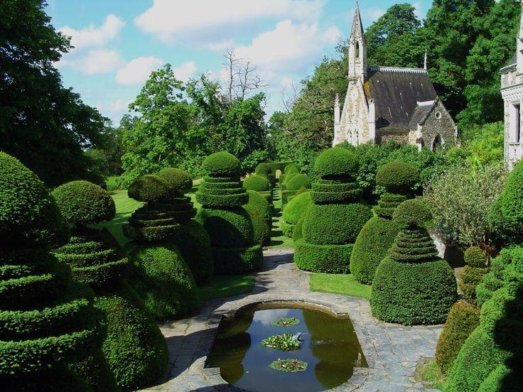 Region Pays de la Loire Castle rental: Chateau du Pin