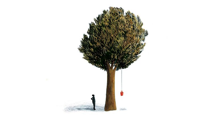 Tree - the latest show from the immensely talented Daniel Kitson, performed by Daniel and Tim Key