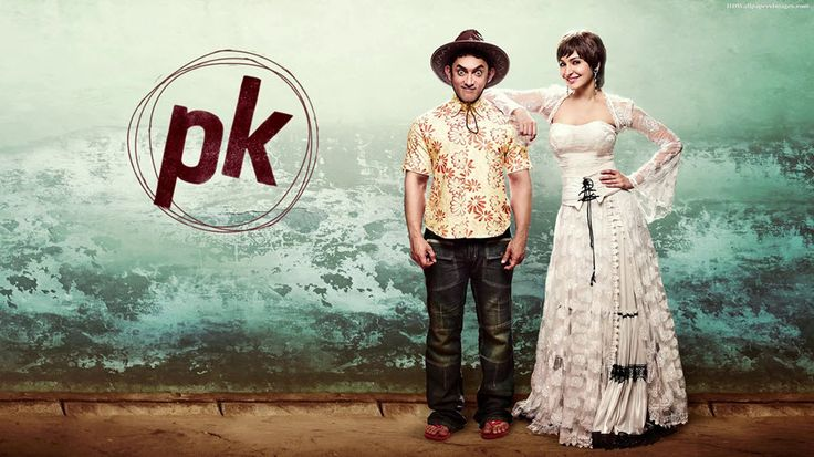 1. P.K. (2014) | Indie | romantická komedie