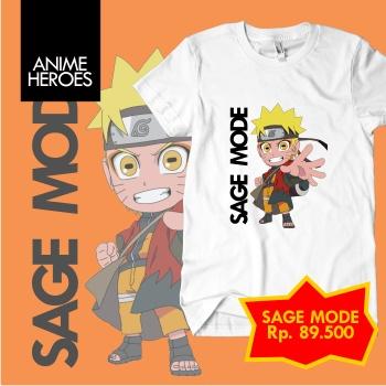Kaos Naruto - Sage Mode
