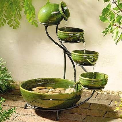 Fuentes de agua para interiores/Interior Fountain