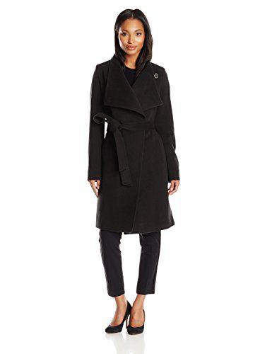 Anne Klein Womens Wool Cashmere Wrap…