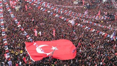 İstanbul Kadıköy cumhuriyet Halk Partisi Miting,Türkiye,İstanbul,Turkey ç,bayrak,şanlı,vatan,ülke,chp