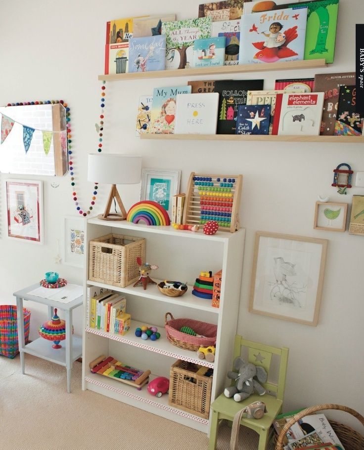 The Top 15 Storage Ideas For Kids Rooms Playrooms Habitots Baby Room Storage Toy Room Decor Kids Interior