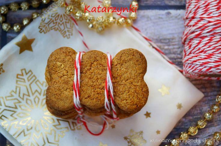 Kulinarne przygody Gatity: Pierniczki katarzynki