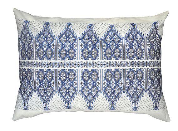 Traditional Cretan Embroidered Textile