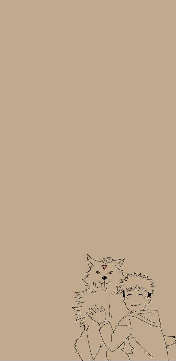 Yuji Itadori Minimalist Wallpaper In 2021 Anime Wallpaper Iphone Anime Wallpaper Phone Minimalist Wallpaper Simple anime wallpaper iphone