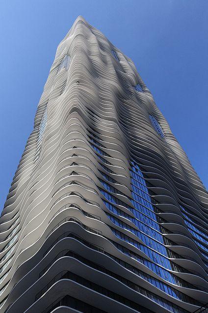 """Aqua"", 430 East Waterside Drive, Chicago, Illinois, The Loop 60601"