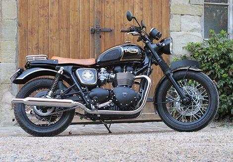 Inter-Motos / Triumph, Nos News