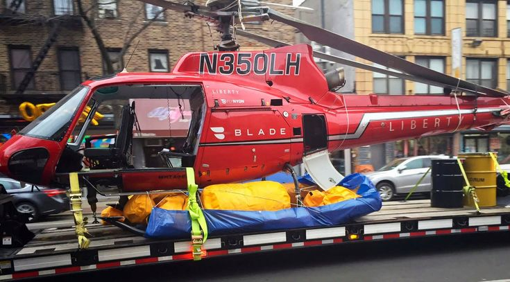 F.A.A. Halts All Doors-Off Helicopter Flights After New York Crash