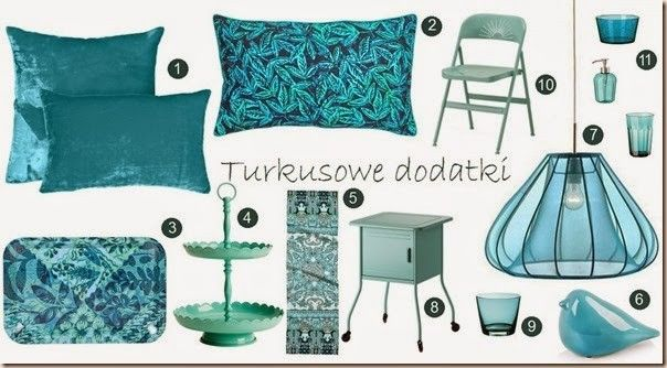 Turkusowe Dodatki Printed Shower Curtain Shower Shower Curtain