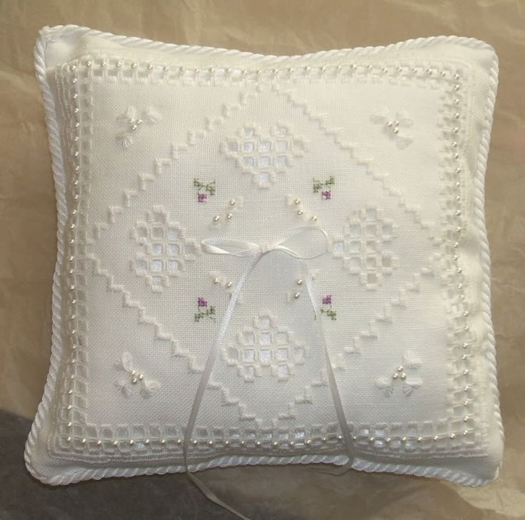 Wedding Pillow for my nephew photo: Hardanger This photo was uploaded by xstitchcrazyderby