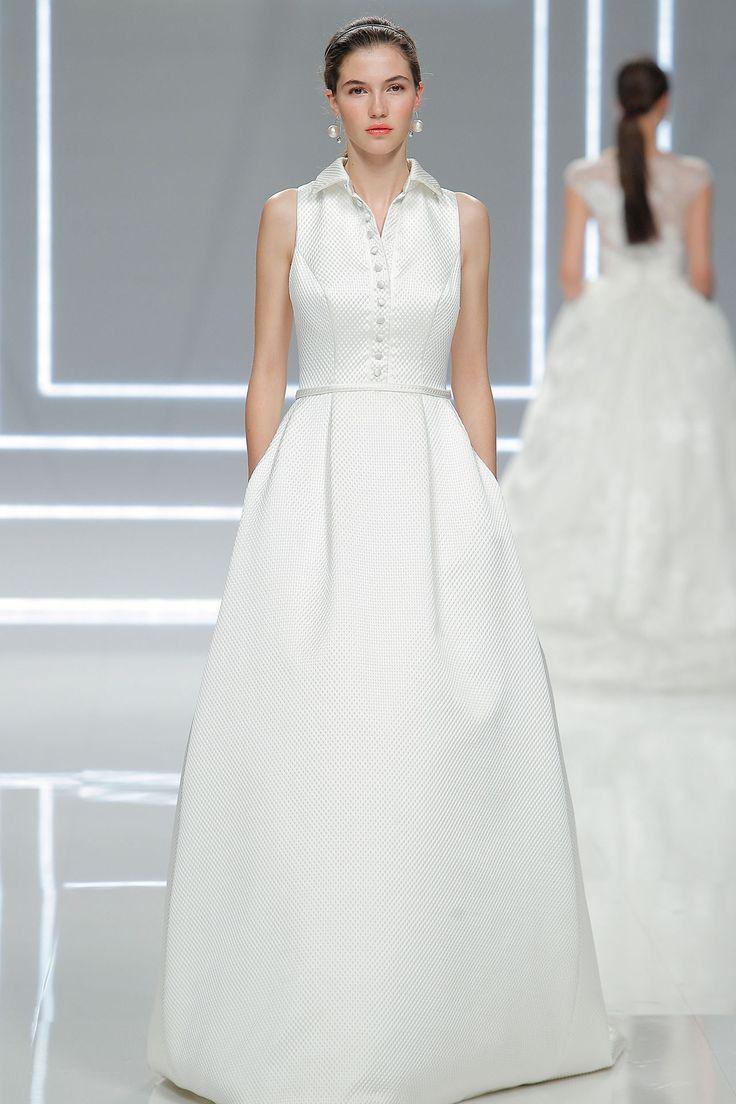 600 best r o s a c l a r a b r i d a l images on pinterest rosa clara 2018 collection report bridesmagazine wedding dress ombrellifo Gallery