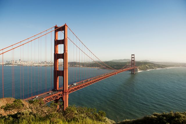 Can You Name All 7 Wonders of the Modern World?: Golden Gate Bridge