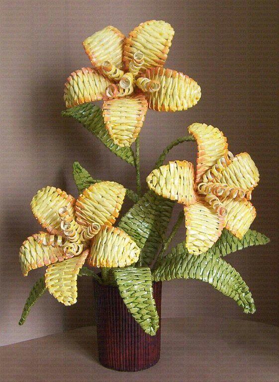 Pletene kvety