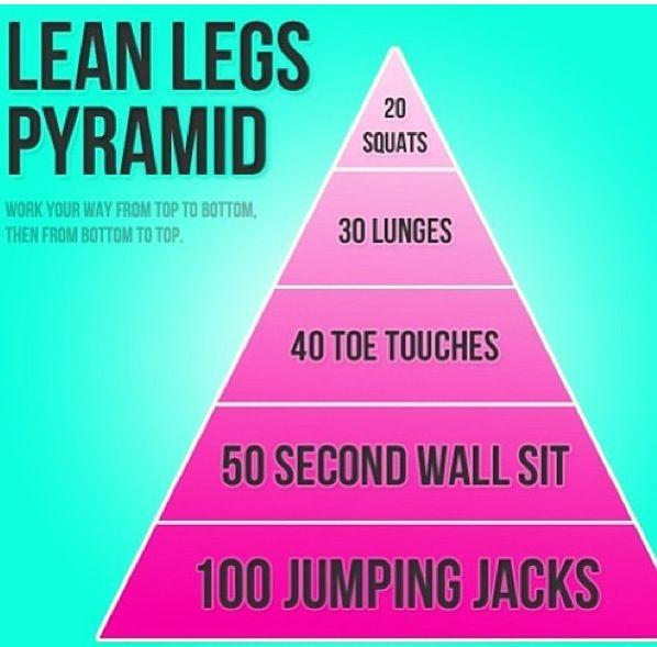 Legs Pyramid