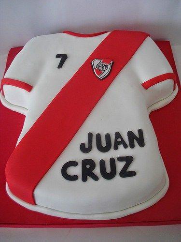 Imágenes de Tortas de River Plate para Hombres #futbolriverplate